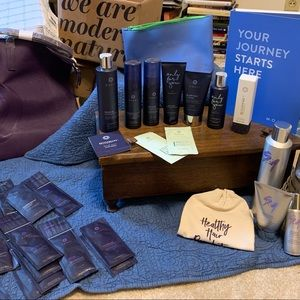 Monat Hair Care Products Lot